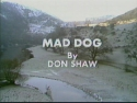 Mad Dog title screen