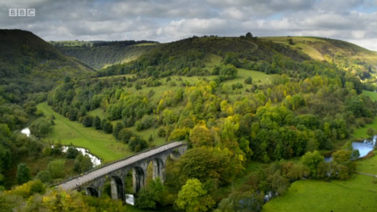 Whitehouse and Mortimer: Gone Fishing - Rainbow Trout - Derbyshire Wye - Monsal valley