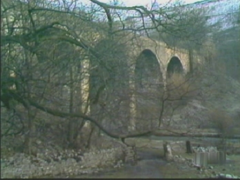 The arches of the viaduct